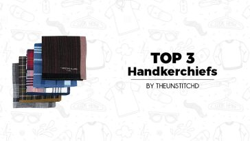 Top 3 Best Handkerchiefs for Men