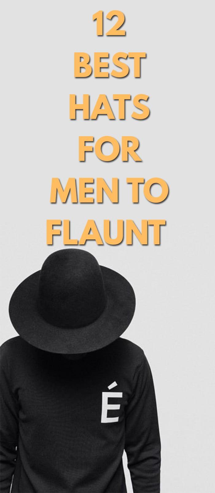 12 Best Hats For Men