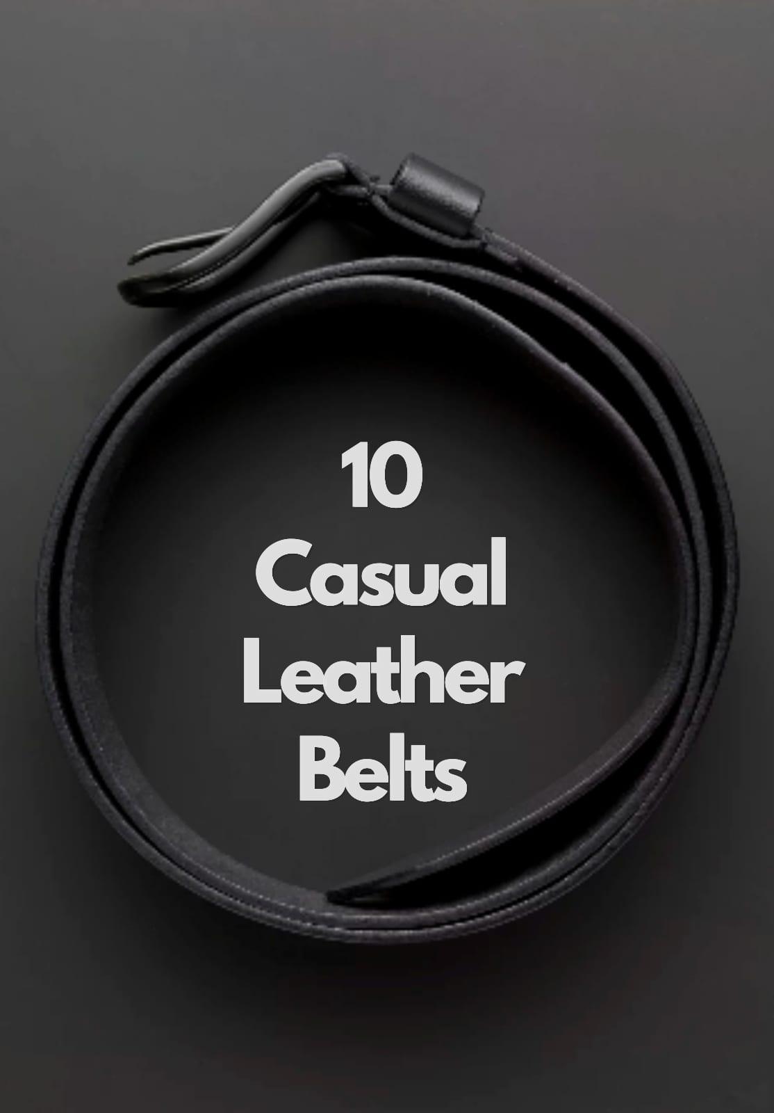 Mens Leather Belts for men