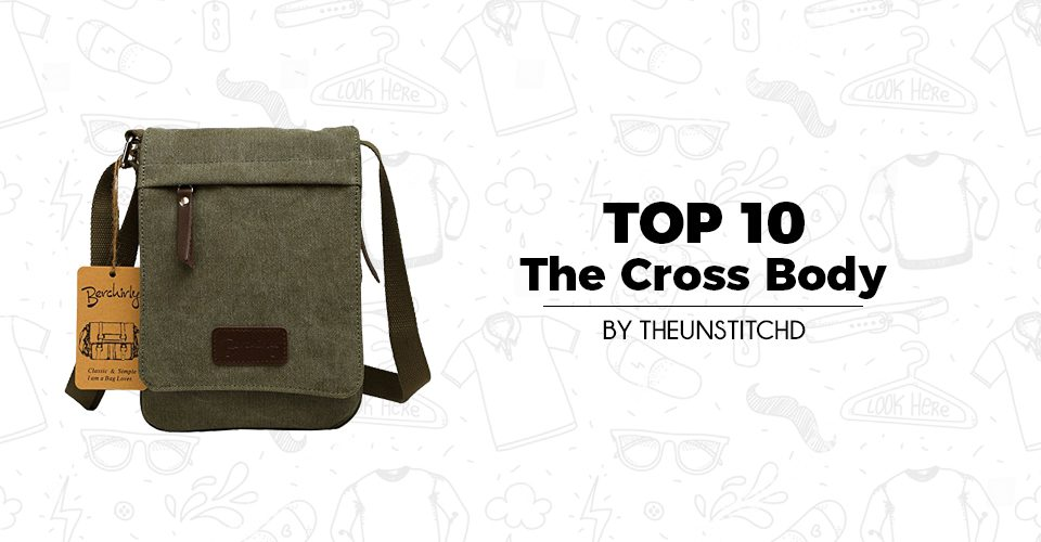 Top 10 Best Cross Body Bag for Men