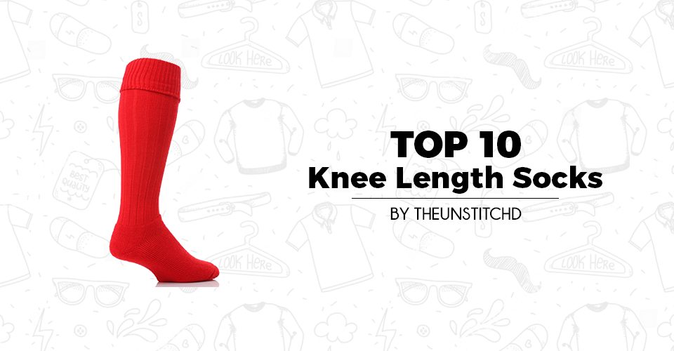 Top 10 Best Knee Length Socks for Men