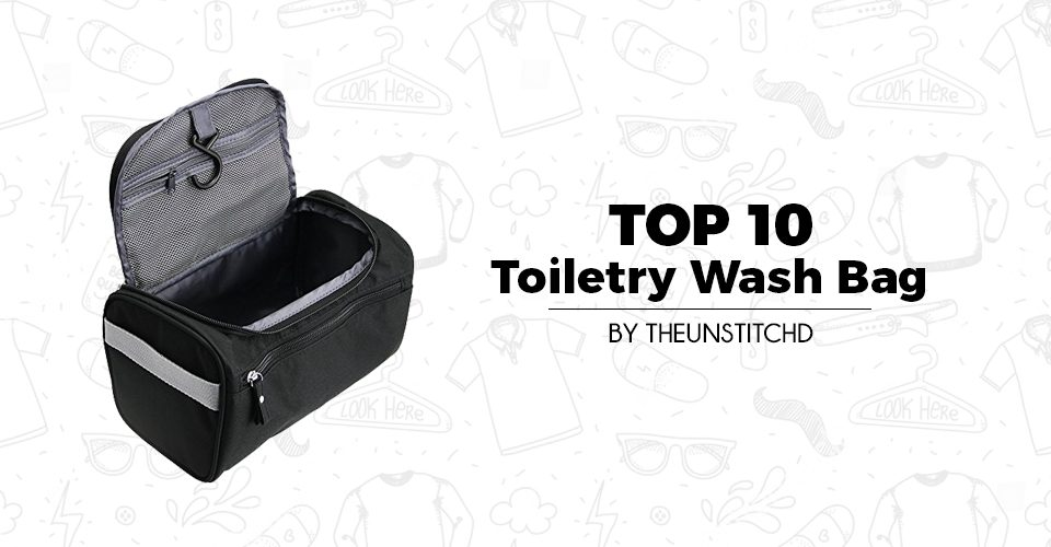 Top 10 Best Toiletry-Wash Bag for Men