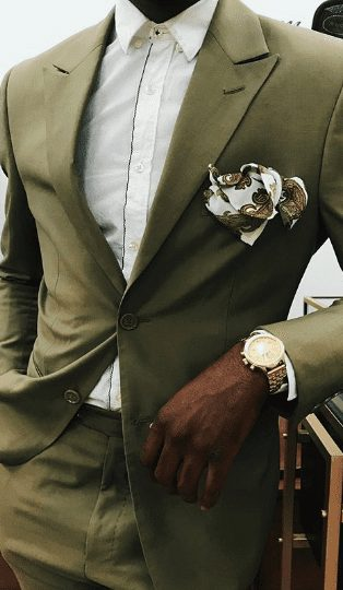 best pocket squares for men