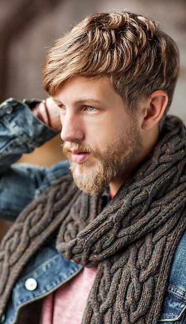 best scarf for men to flaunt