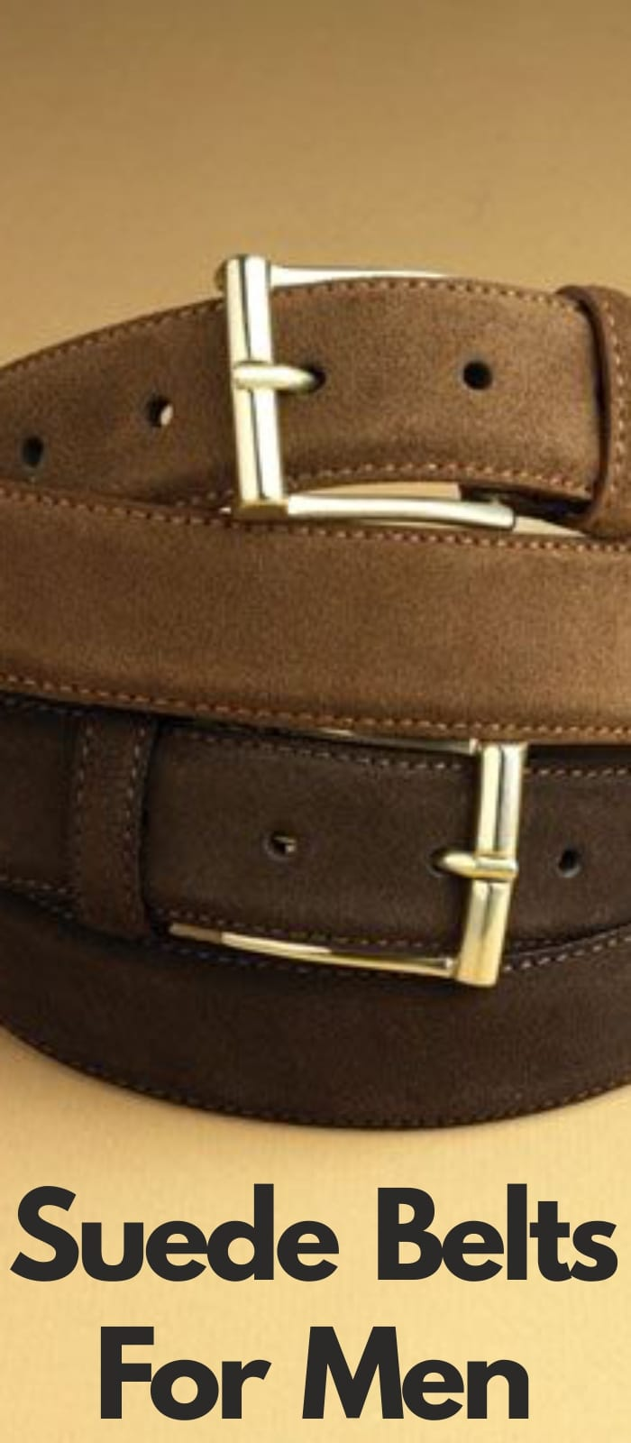 best suede belts online for men