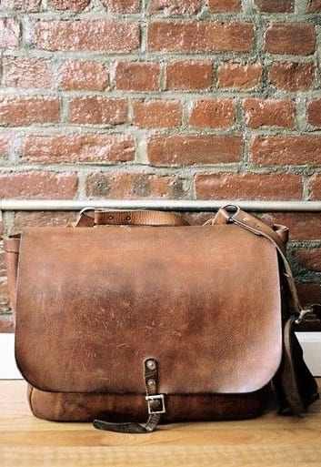 brown satchel bags