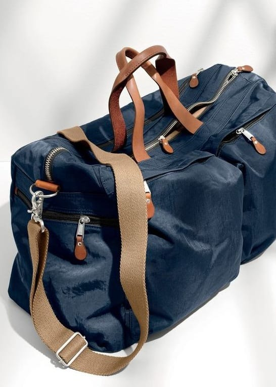 stylish carryall bags