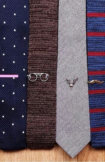 tie pins for the classy man