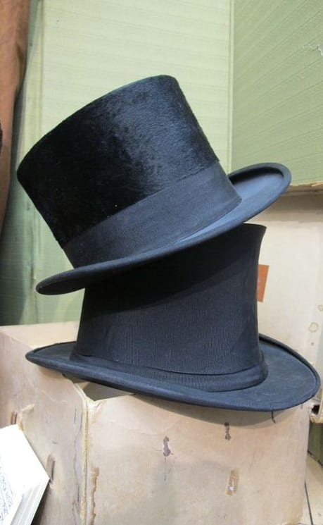 top hats collection