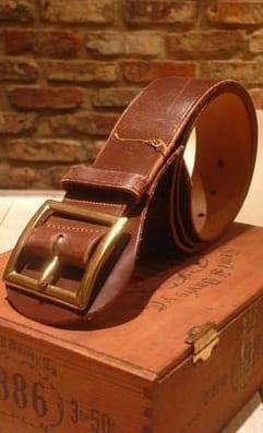 classy belts