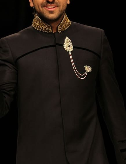 Brooches for Sherwani