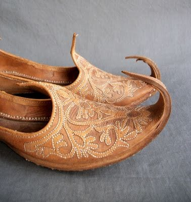 Footwear for Sangeet