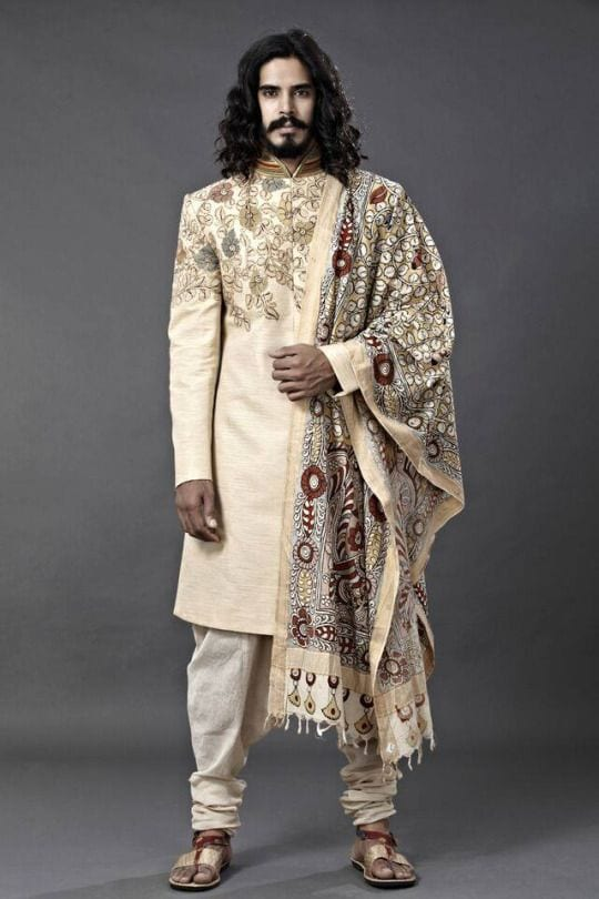 Wedding ceremony in kurta pajama