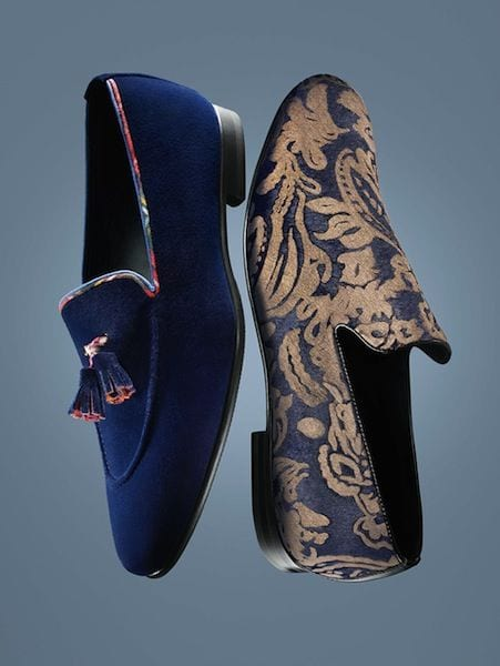 loafers for mehndi