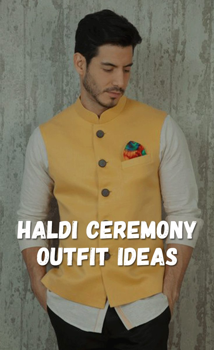 Grab The Attention With These Amazing Haldi Ceremony Outfits