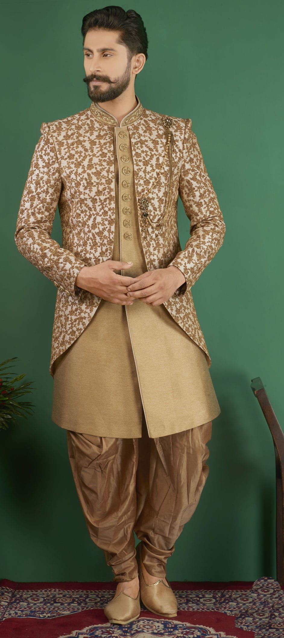 Indo Western Outfit Ideas For Men This Festive Season
