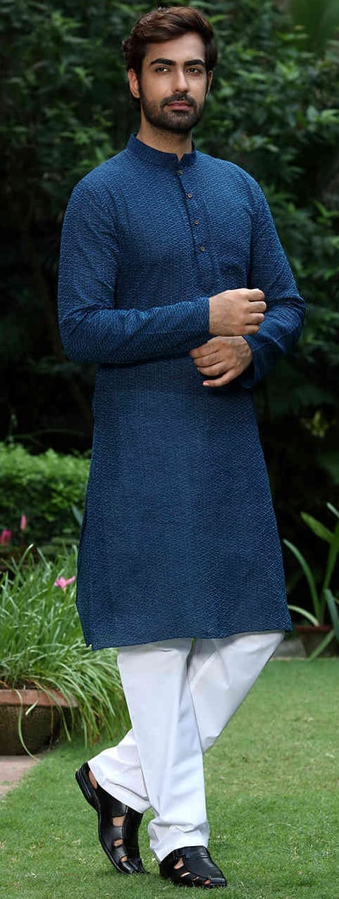 Latest Kurta Outfit Ideas For Men This Wedding Season