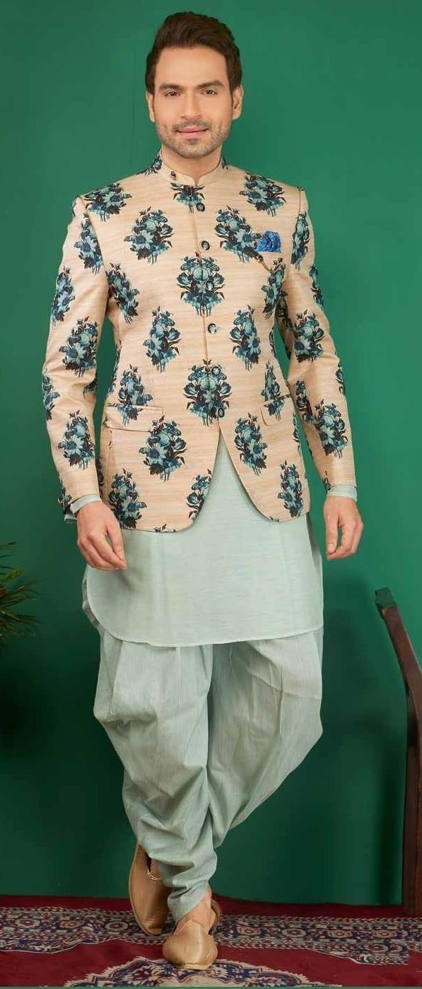 Mehndi Ceremony Outfit Ideas For Men This Wedding Season