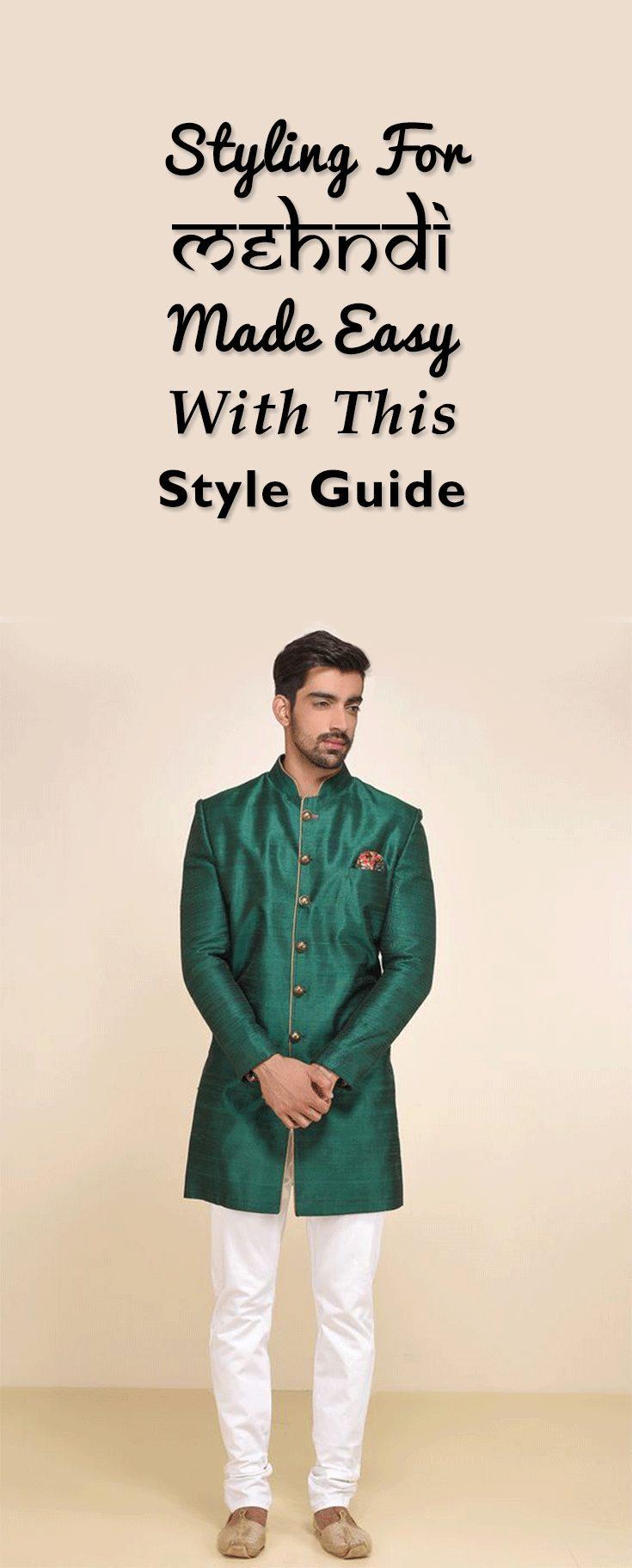 Mehndi Ceremony Style Guide