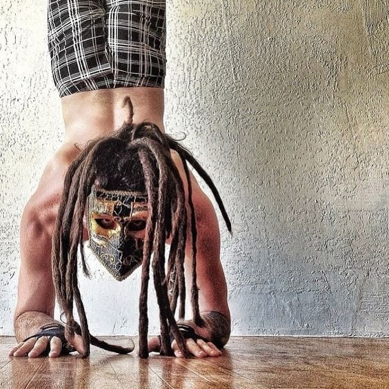 amazing long dreadlocks