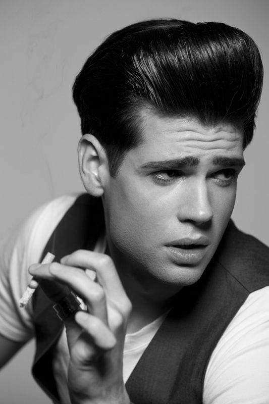6 Stylish And Trendy Pompadour Hairstyles For The Modern Man