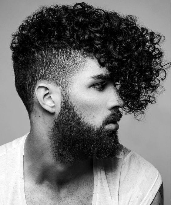 undercut mohawk with long hair styles