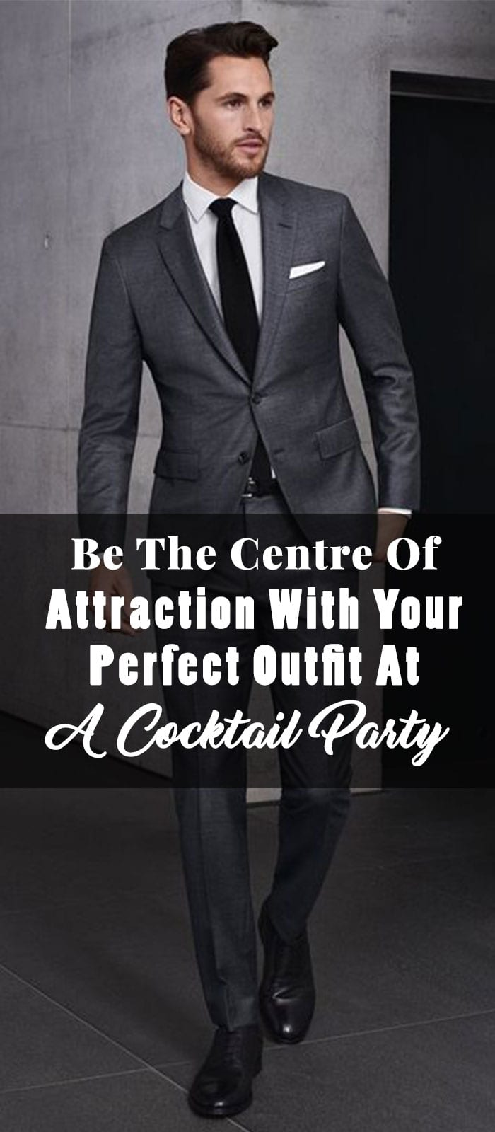 Be The Centre Of Attraction With Your Perfect Outfit At A Cocktail Party