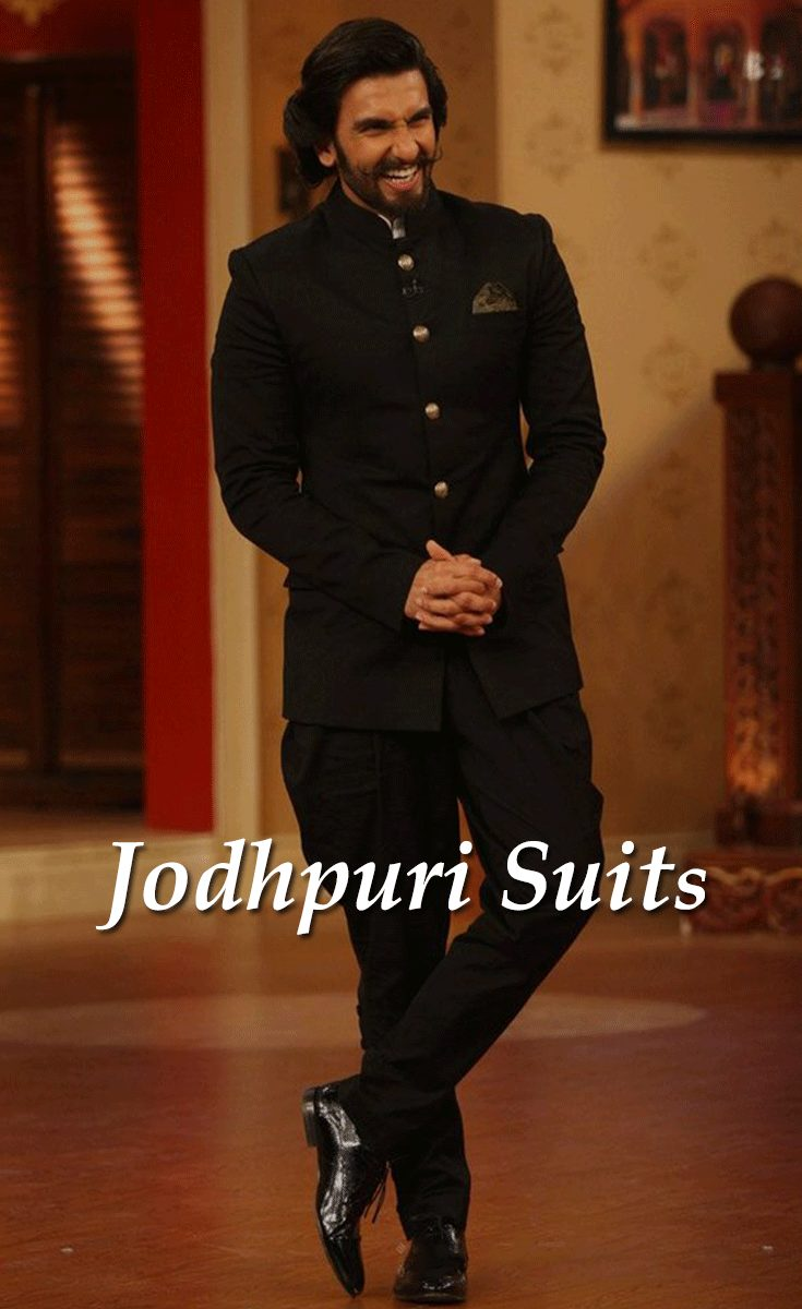 Jodhpuri Suits – Outfits, Types, designs, Images, Patterns, Guide