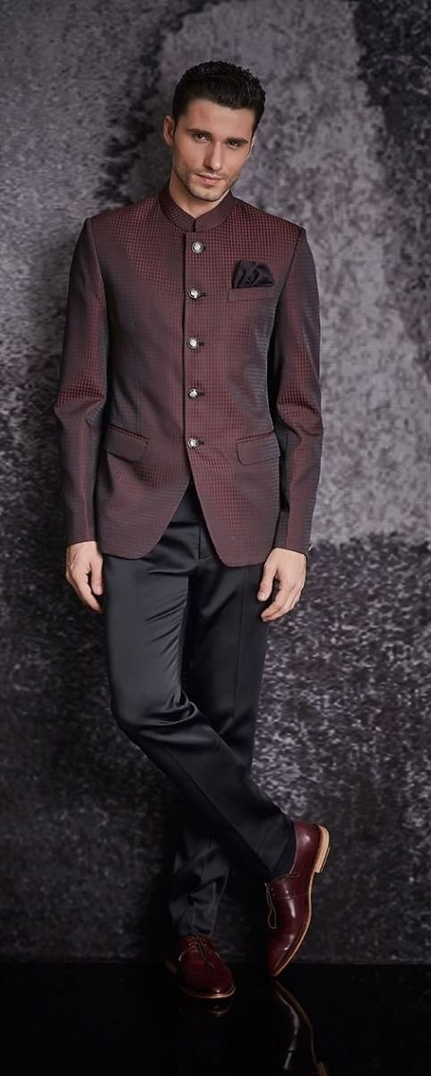 Latest Jodhpuri Suit Outfit Ideas For Men This Season