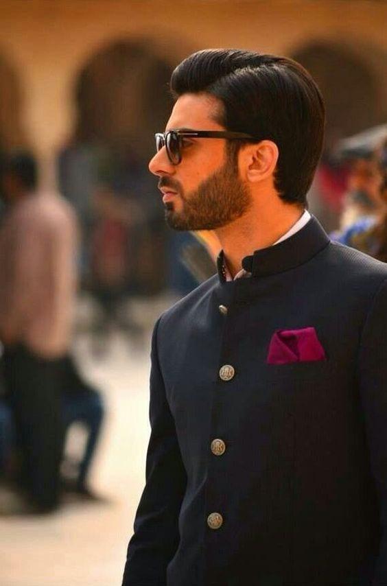 fawad khan pocket square