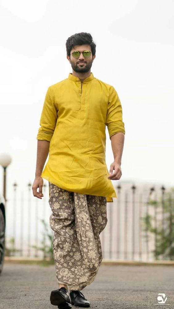 kurta and dhoti