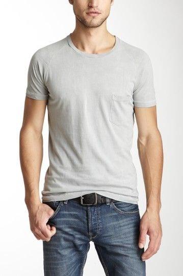 light grey t shirt light skin tone men avoid