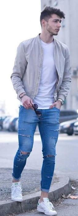 men fashion outfit