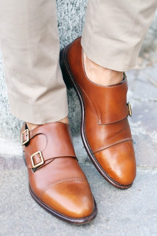 monk strap shoes a must have in every man's wardrobe