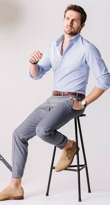 office outfits for men