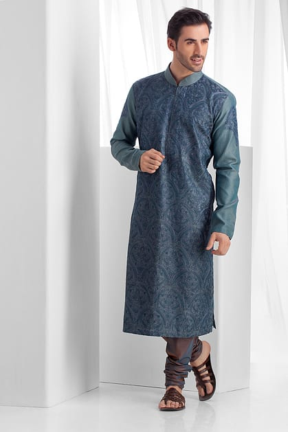 traditional indian kurta