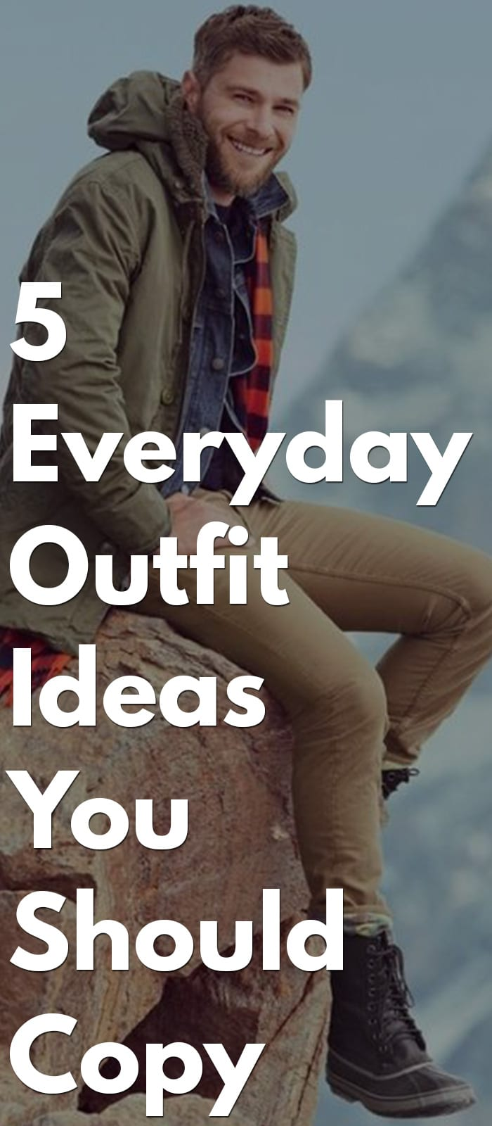 5 Everyday Outfit Ideas