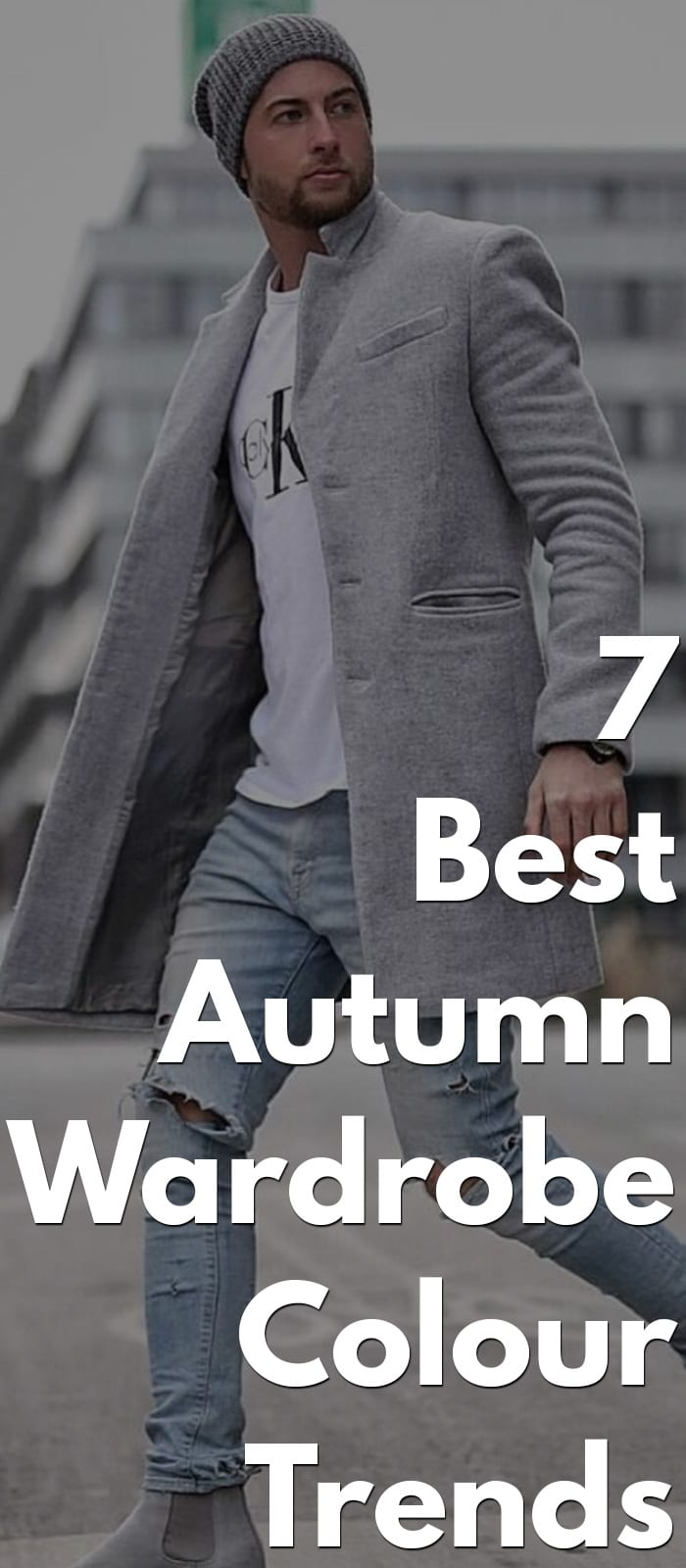 7 Best Autumn Wardrobe Colour Trends
