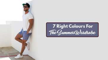 7 Right Colours For The Summer Wardrobe
