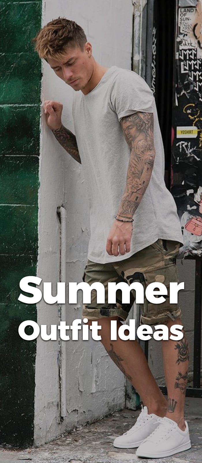 Best Summer outfit ideas for Men