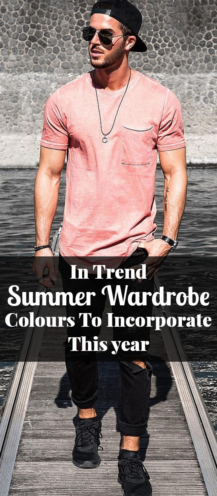 In Trend Summer Wardrobe Colours To Incorporate This year