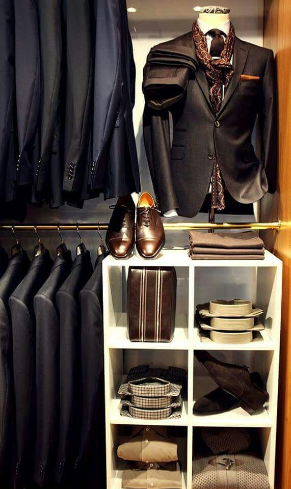 Maintain Wardrobe