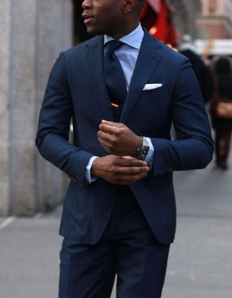 Outfit Colours Dark Skin Tone Men Should Avoid