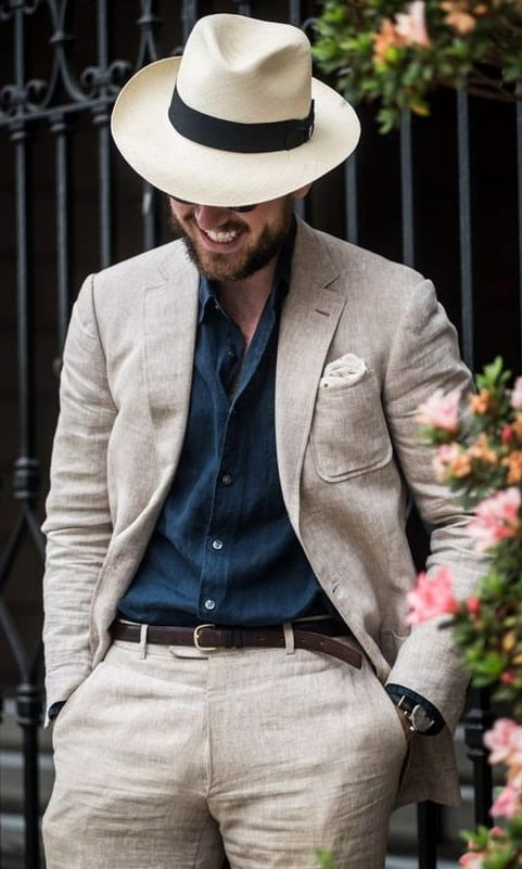 Panama Luxurious Hat