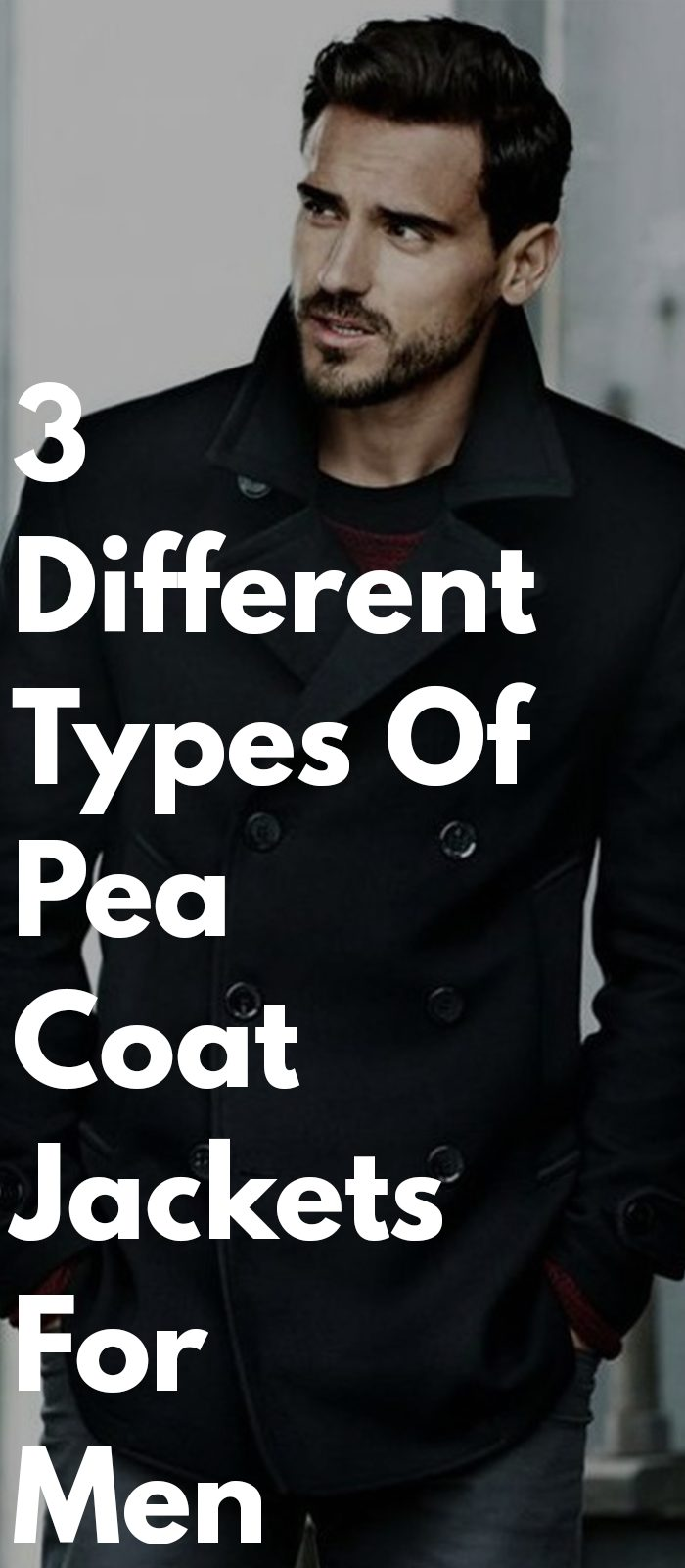 Pea Coat Jackets