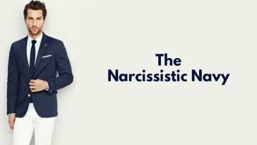 The Narcissistic Navy