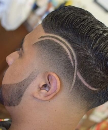 designs with undercut