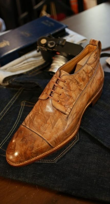 dress shoes- Gentlemen Style Guide