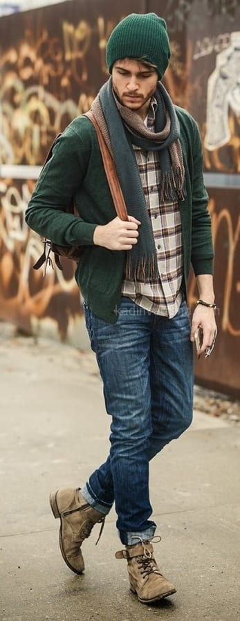 hipster look - perfect looks