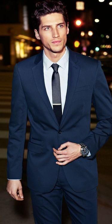 navy blue suit 1